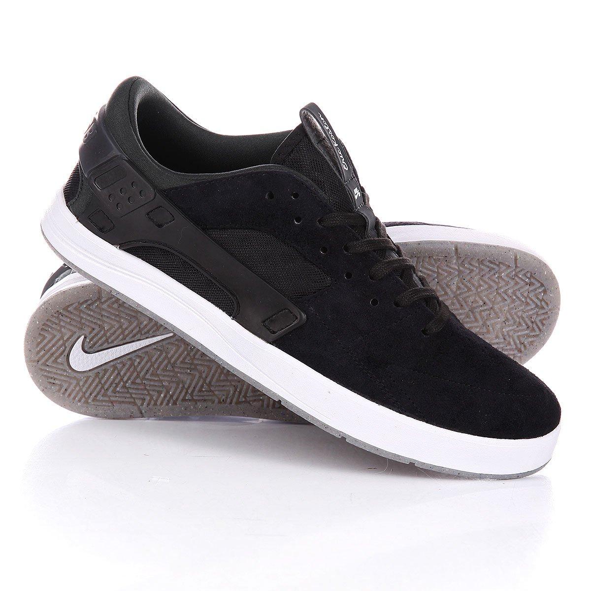 b92cef66 Купить кеды Nike Eric Koston Huarache Black/Anthracite/White (705192-001) в  интернет-магазине Proskater.kz