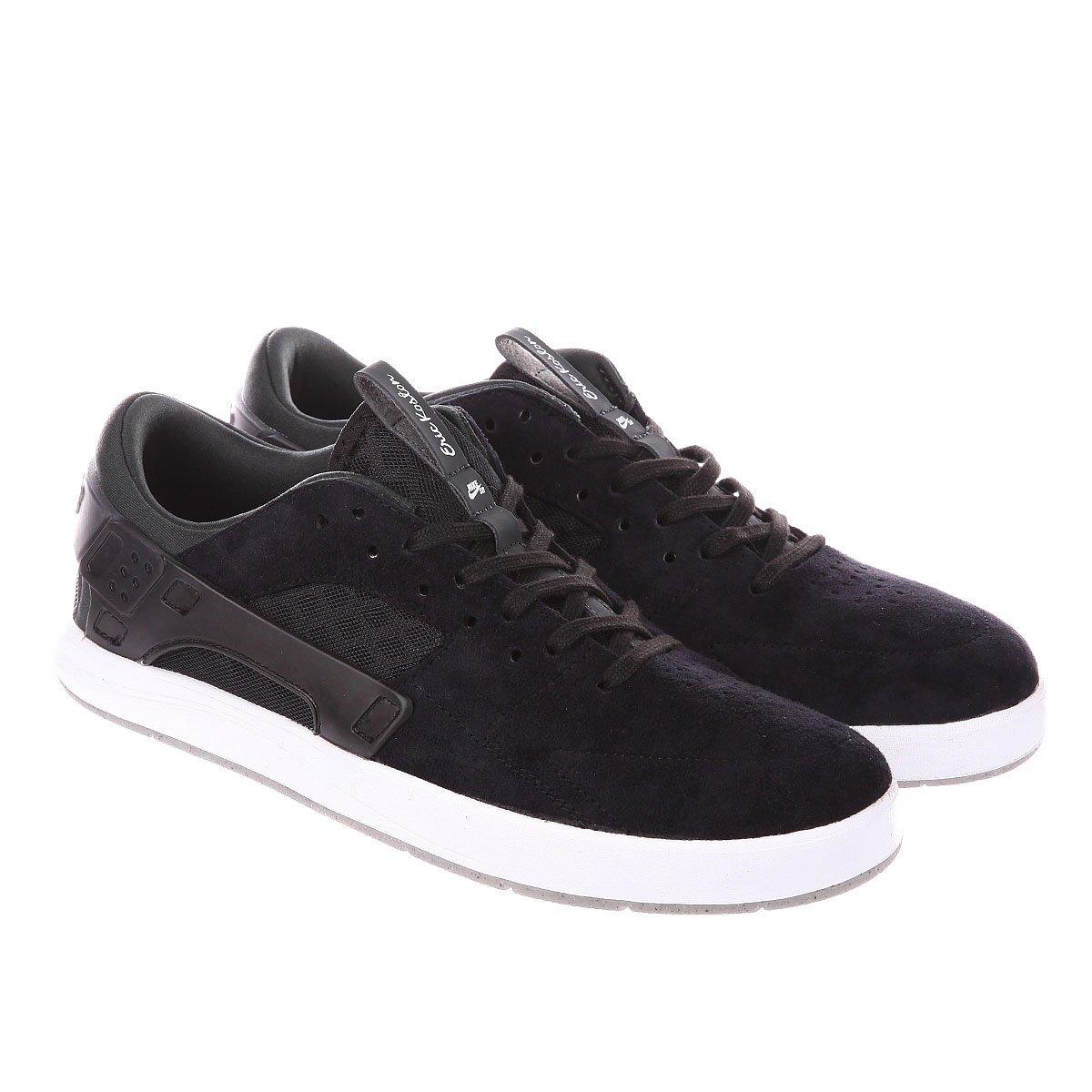 6f806f84 Купить кеды Nike Eric Koston Huarache Black/Anthracite/White (705192 ...