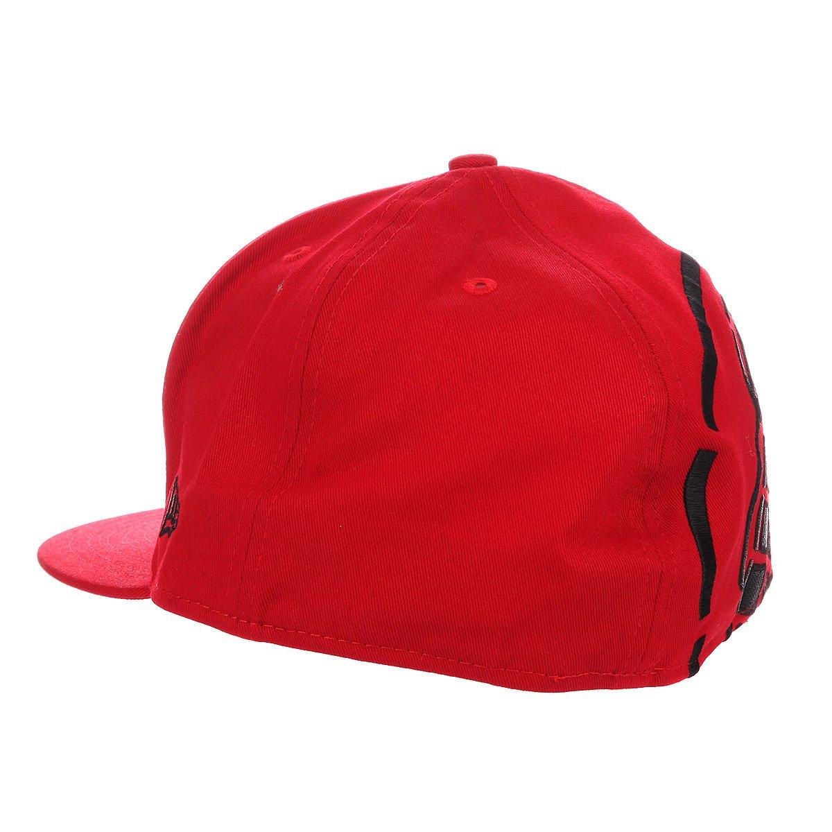 Бейсболка New Era Grenade Rear Cropper NewEra Red/Black