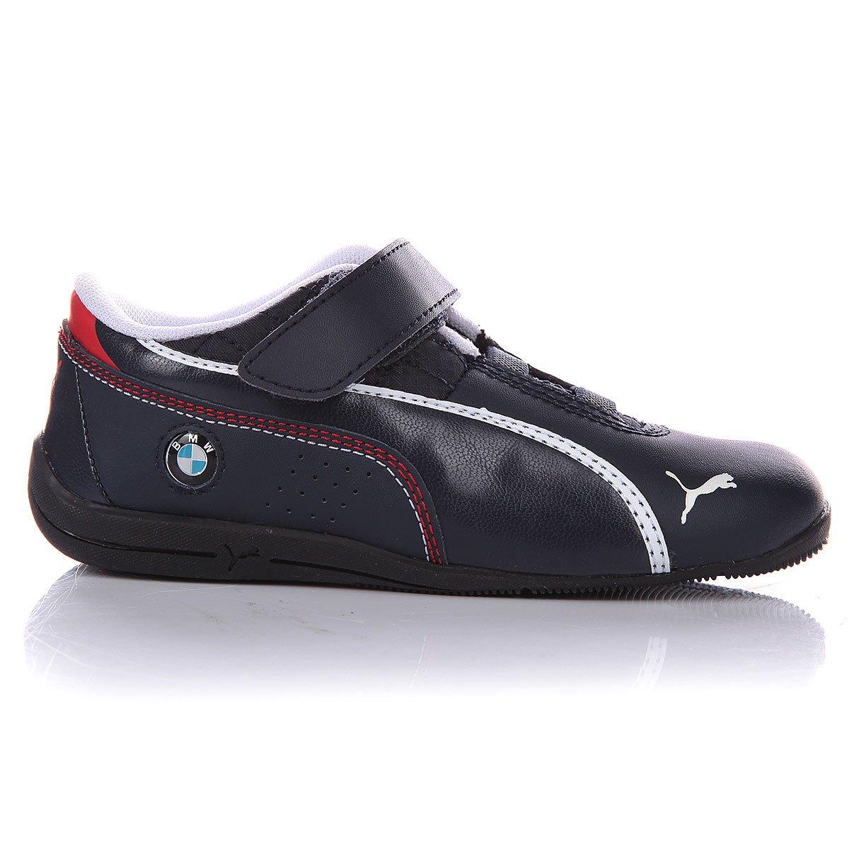 5cda28029506 Купить кроссовки детские Puma Drift Cat 6 Bmw V Kids Team Blue-B в ...