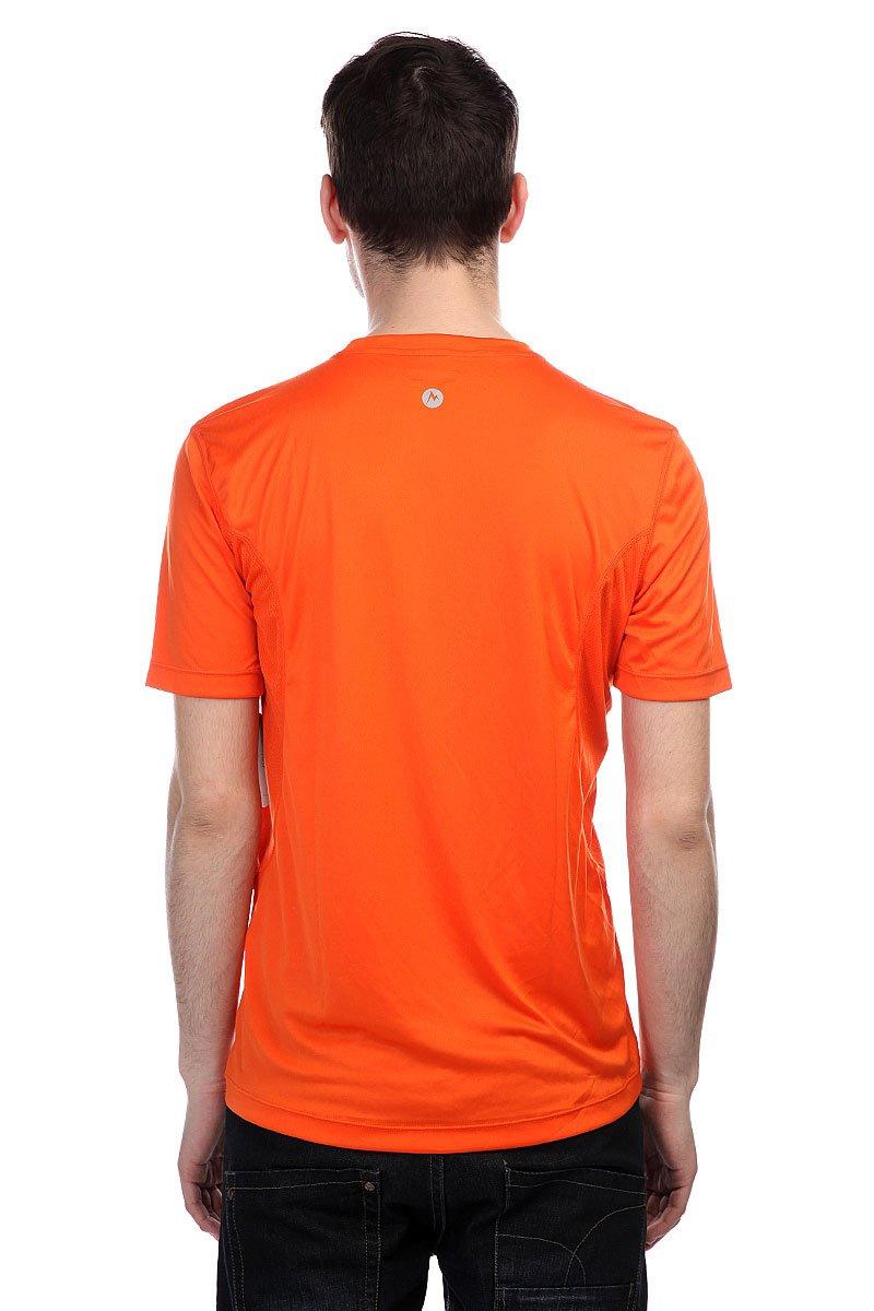 Футболка Marmot Windridge Sunset Orange