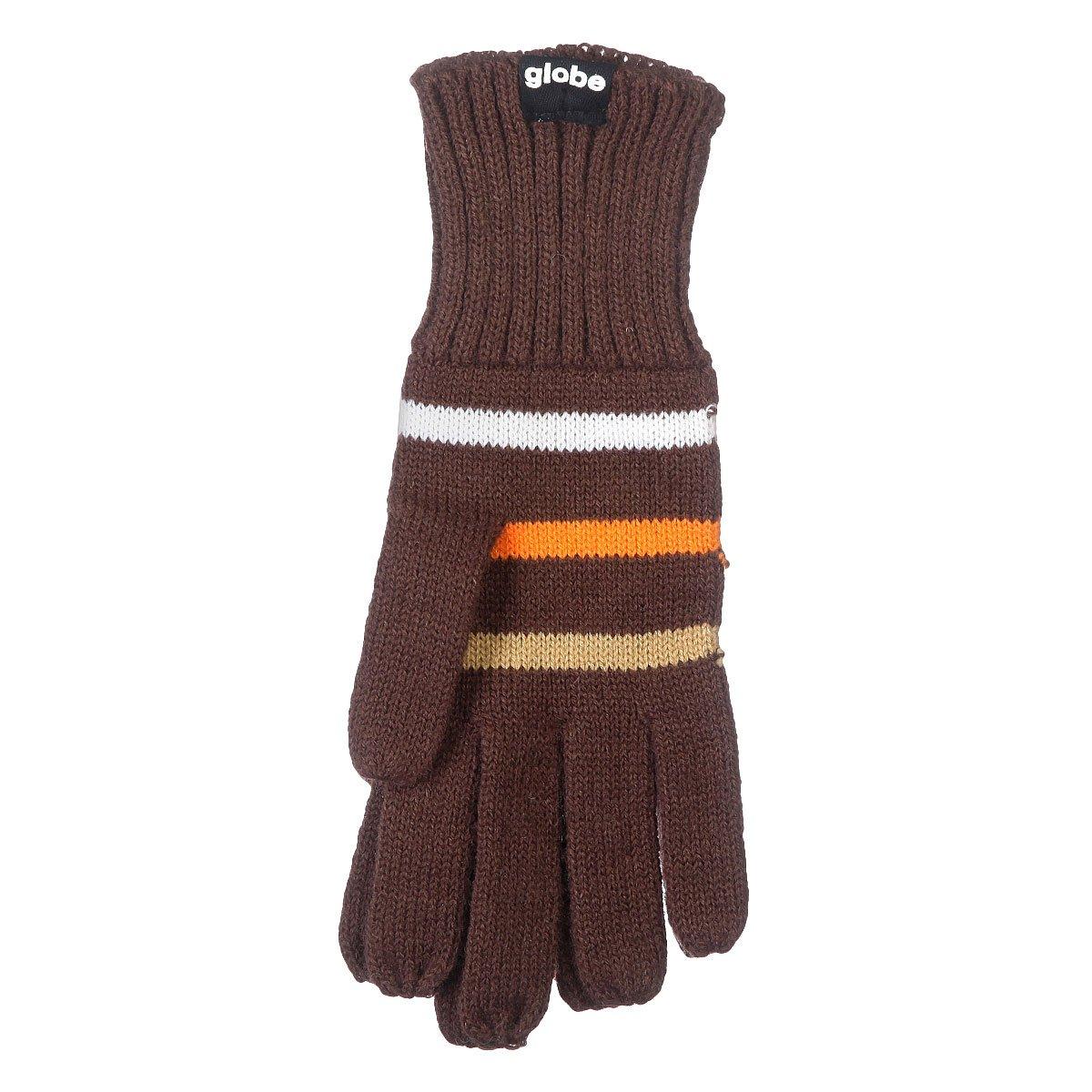 Перчатки Globe Tristripe Gloves Chocolate