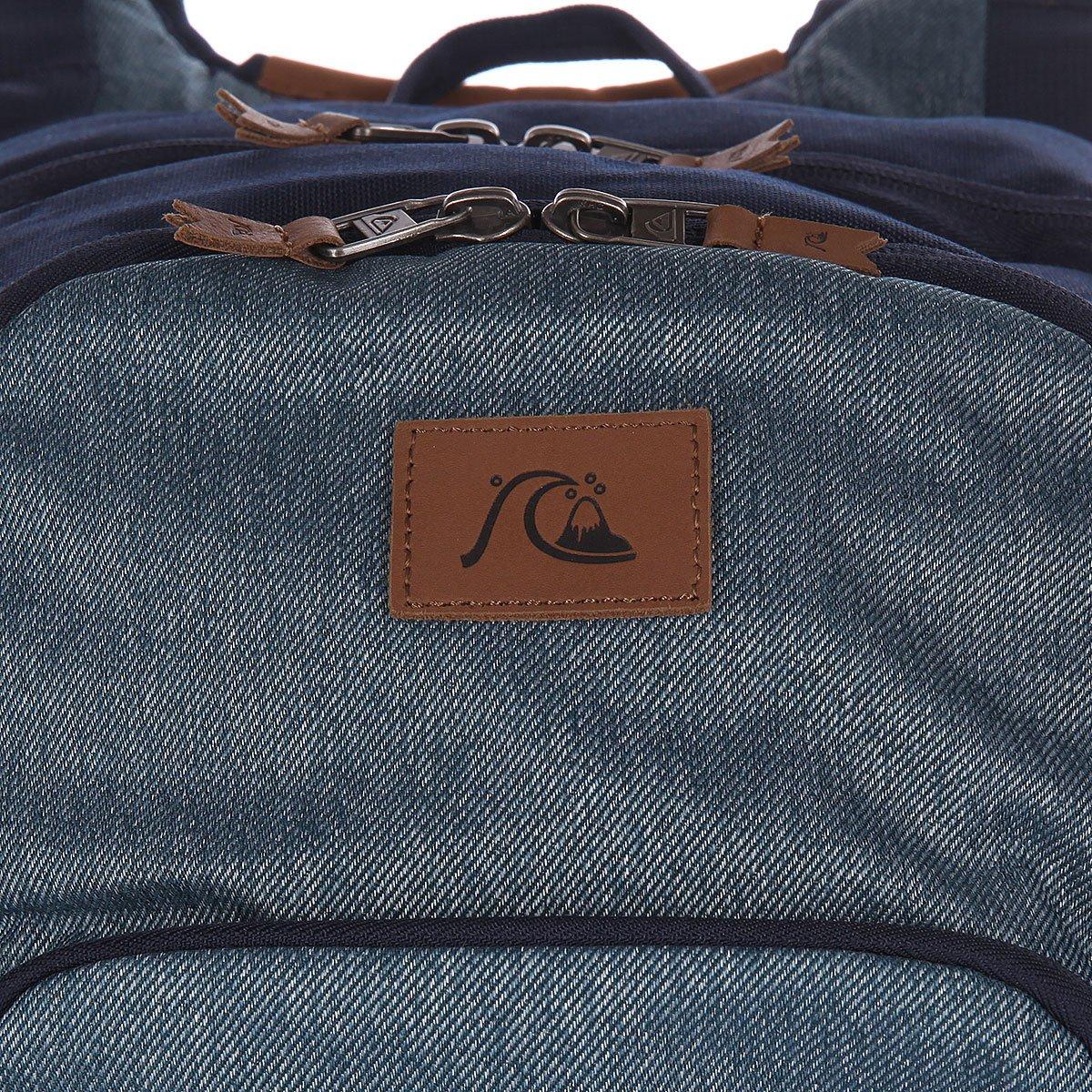 482e6b5620c5 ... Рюкзак туристический Quiksilver 1969 Special Mo Backpack 33l Deep  Jungle Dark Den ...