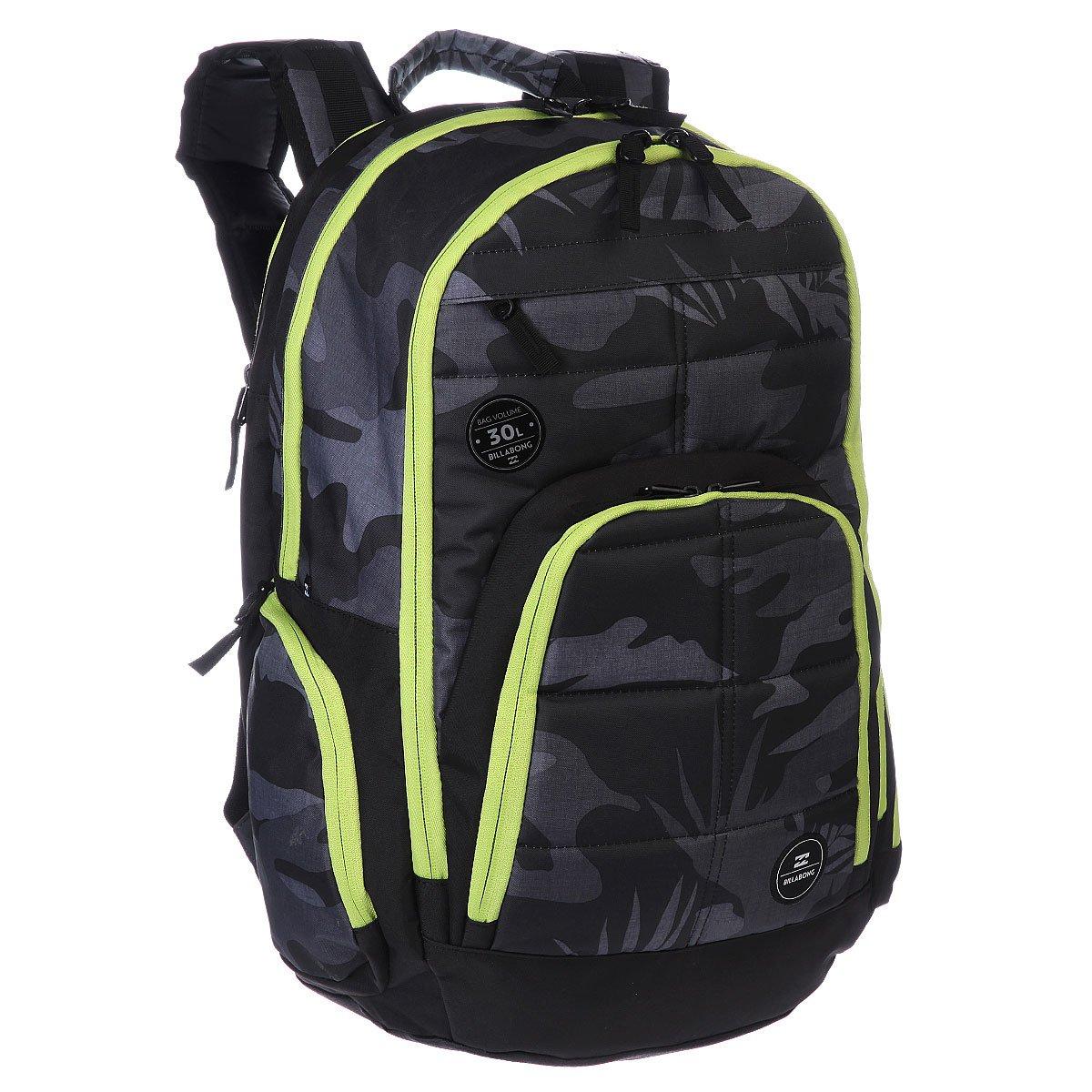 40e99dbc7eca Купить рюкзак школьный Billabong Command Wet And Dry Camo в интернет ...