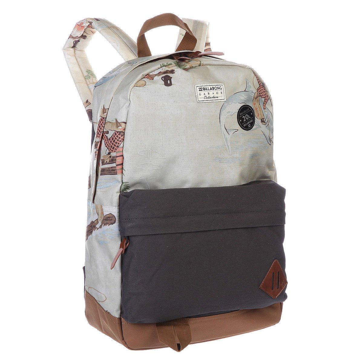 8f8c7315c29d Купить рюкзак городской Billabong York Backpack Vintage в интернет ...