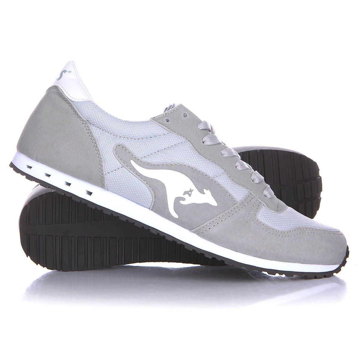 76ed61a7 Купить кроссовки Kangaroos Blaze Iii Semi Grey/White в интернет ...
