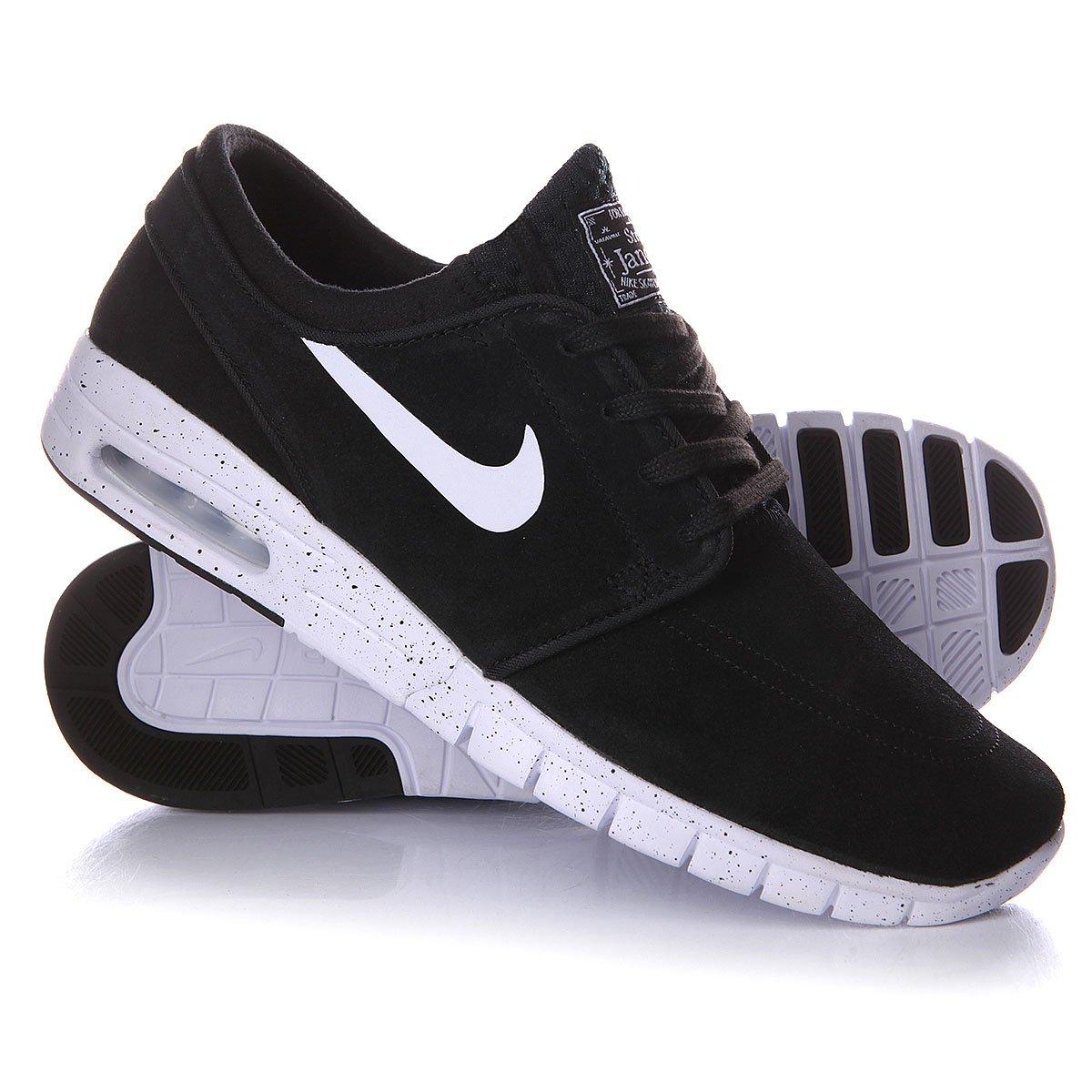 finest selection 0b059 455c0 Кроссовки Nike Stefan Janoski Max L Black White ...