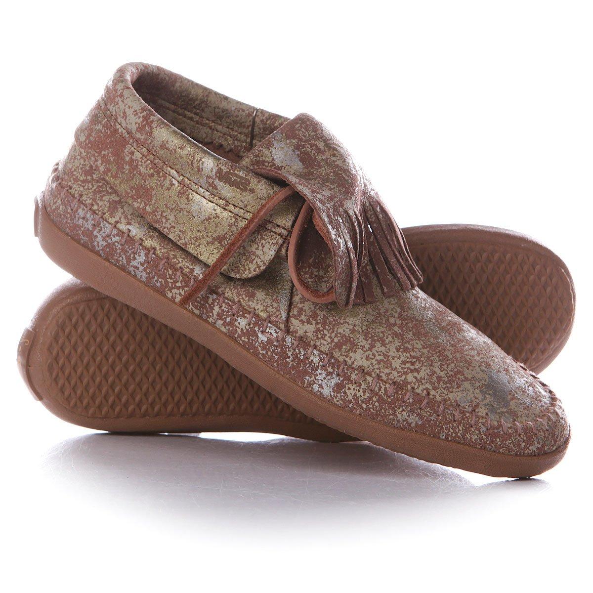 4ea3f2f2de Купить кеды женские Vans Mohikan Seea Oro в интернет-магазине ...