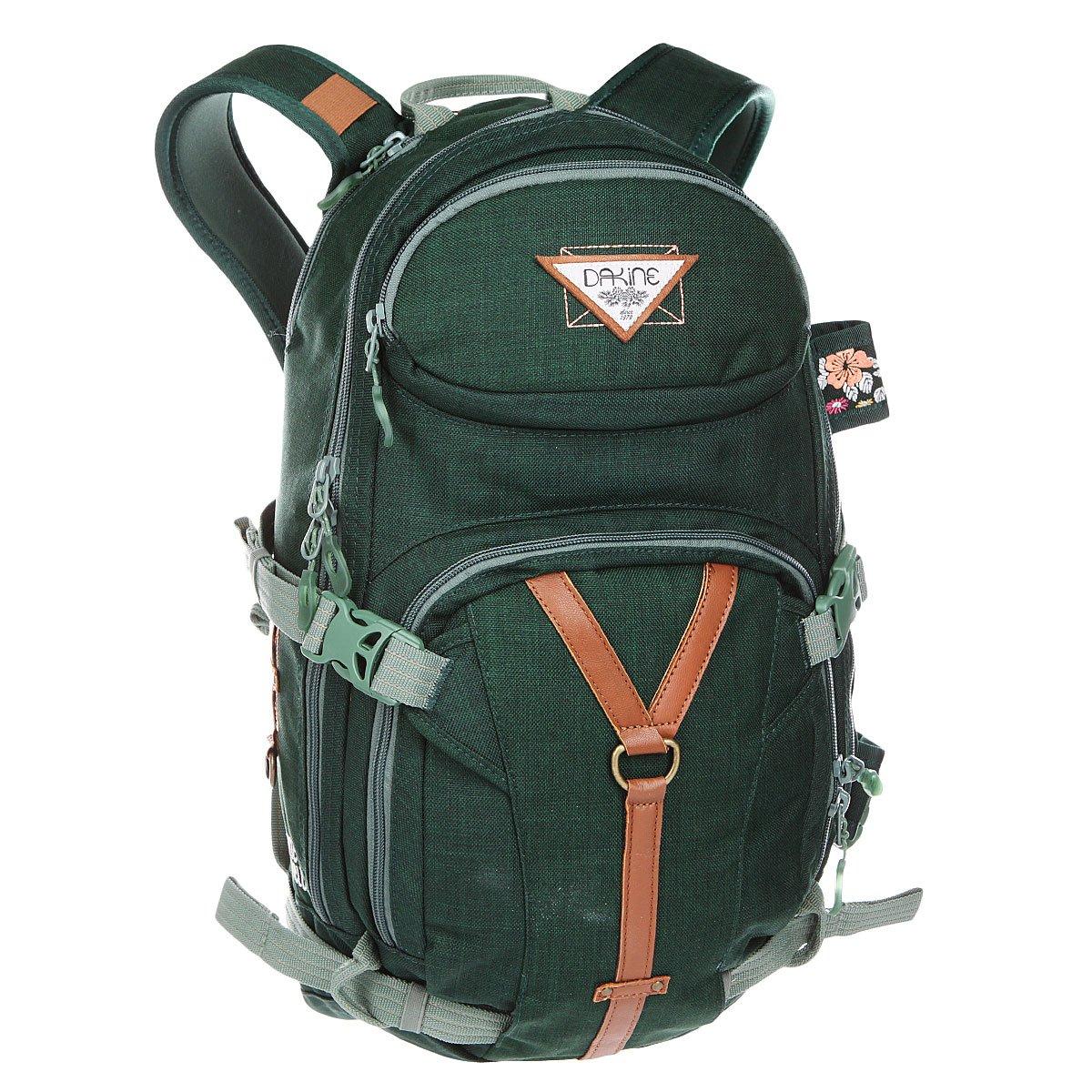 00afc668b02d Купить рюкзак школьный женский Dakine Team Heli Pro Leanne Pelosi в интернет -магазине Proskater.kz