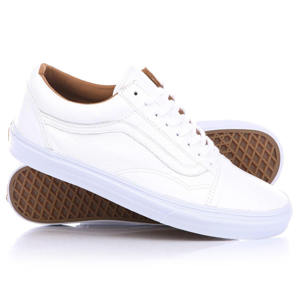Купить кеды низкие Vans Old Skool White в интернет-магазине Proskater.ru 2d794ae5829