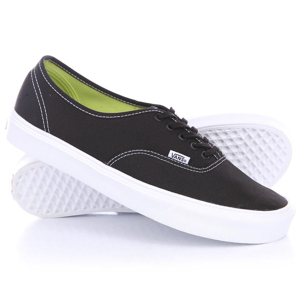 4a2526137619 Купить кеды Vans Authentic Lite Black True White в интернет-магазине  Proskater.kz