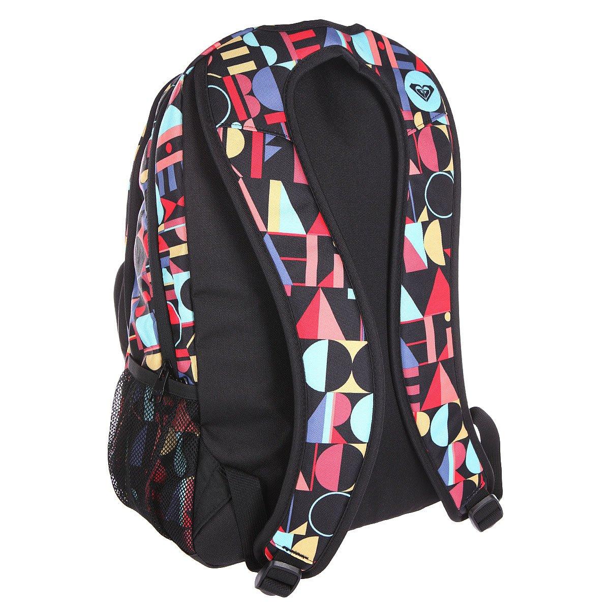 7c1462aaf6c0 Купить рюкзак школьный женский Roxy Shadow Swell Soul Sister Com ...