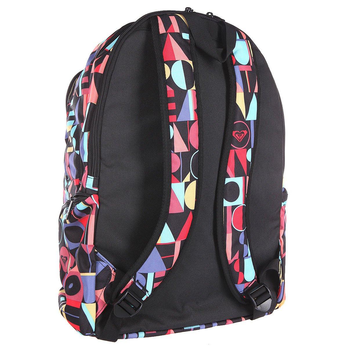 4a0156e43c47 Купить рюкзак школьный женский Roxy Alright J Soul Sister Com ...