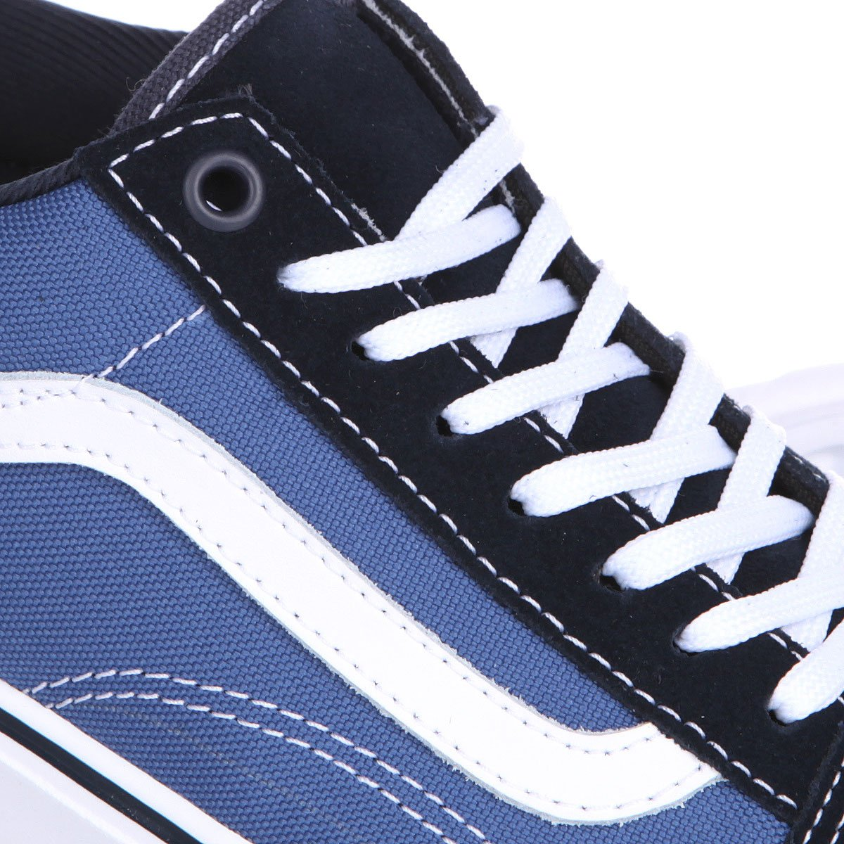 2369dc8a23 Купить кеды низкие Vans Old Skool Lite Navy Stv Navy True White в ...