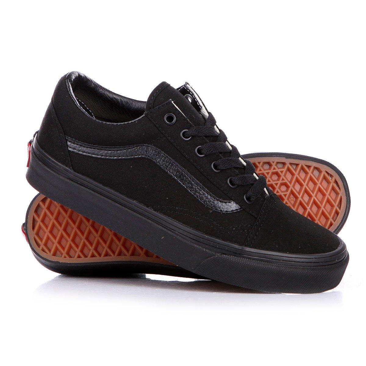 Купить кеды Vans Old Skool Deep Black в интернет-магазине Proskater.by 1c06e341494