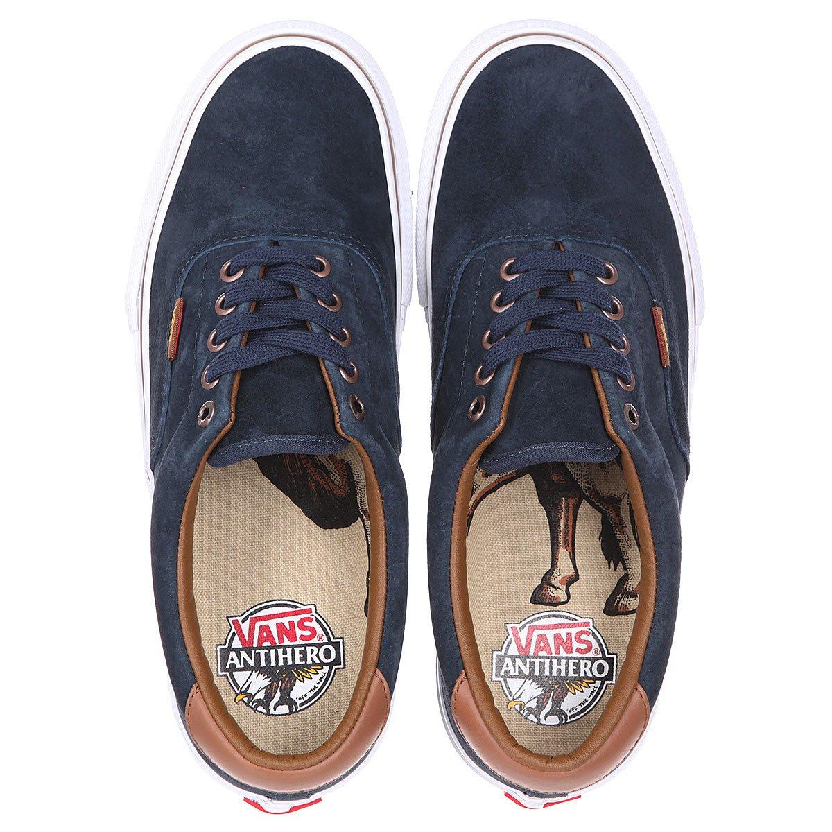 Купить кеды низкие Vans Era 46 Pro Anti Hero Navy Pfanner в интернет ... af1a2915b81