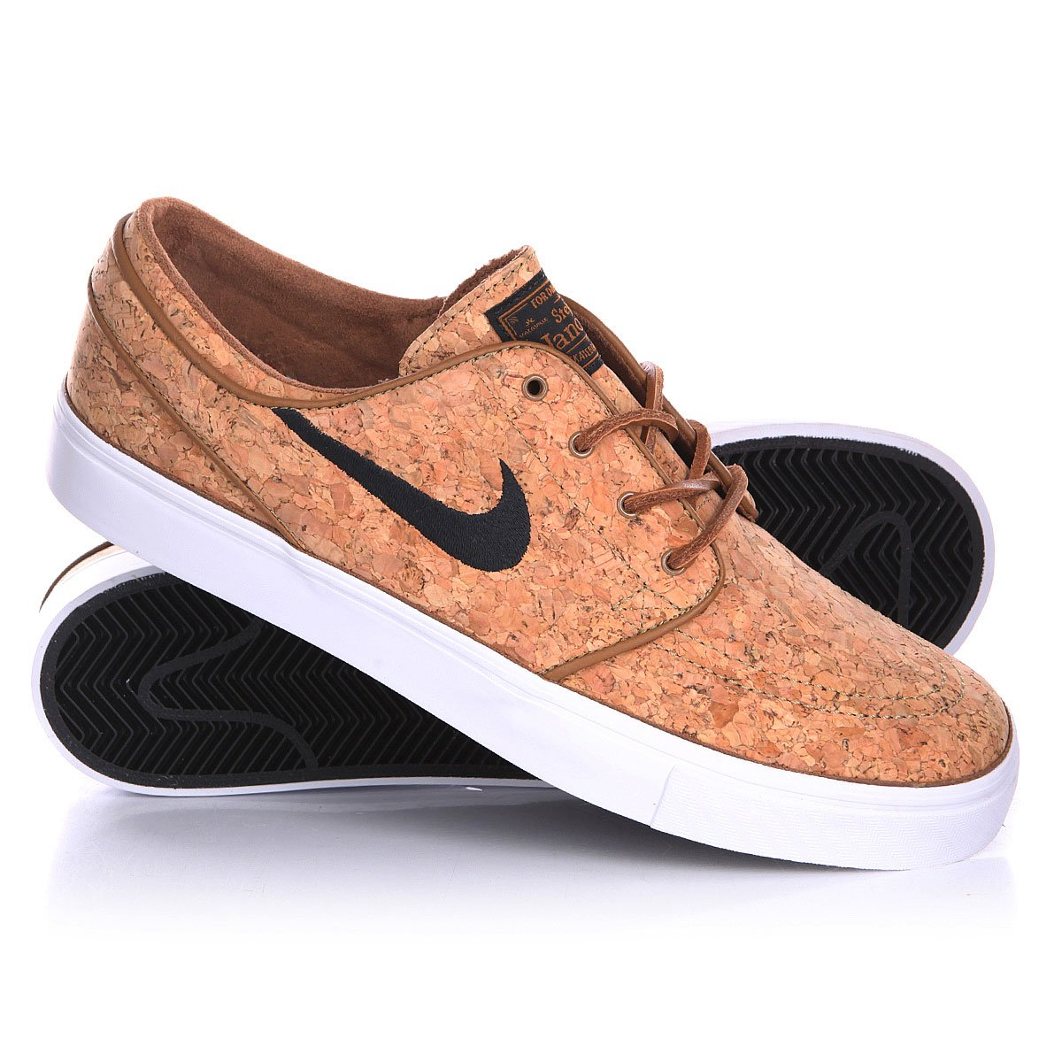 6dd058b93a21 Купить кеды низкие Nike Zoom Stefan Janoski Elite Ale Brown Black ...