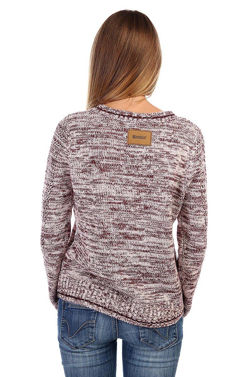 Свитер женский Insight Basket Knit Shell Pink