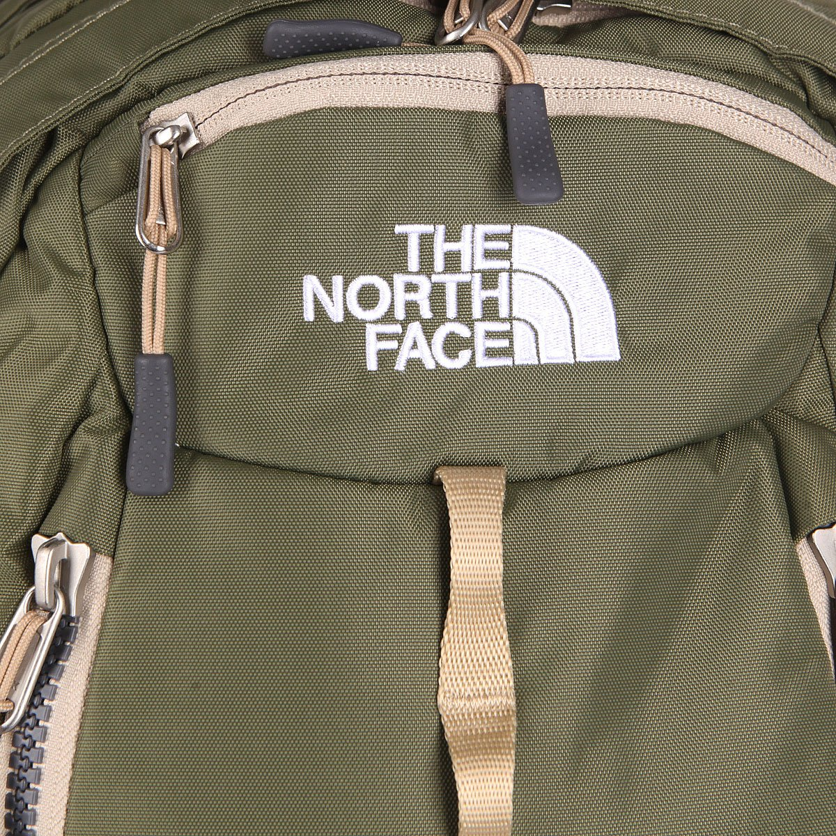 9a1d5a5433bd ... Рюкзак спортивный The North Face Surge Ii Bol Green Military Green ...