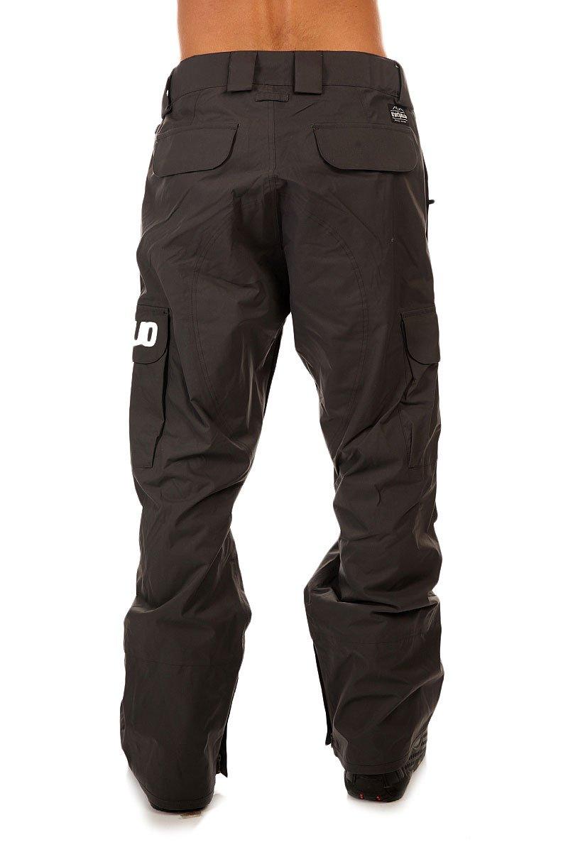 Штаны сноубордические Thirty Two Blahzay Pant Carbon