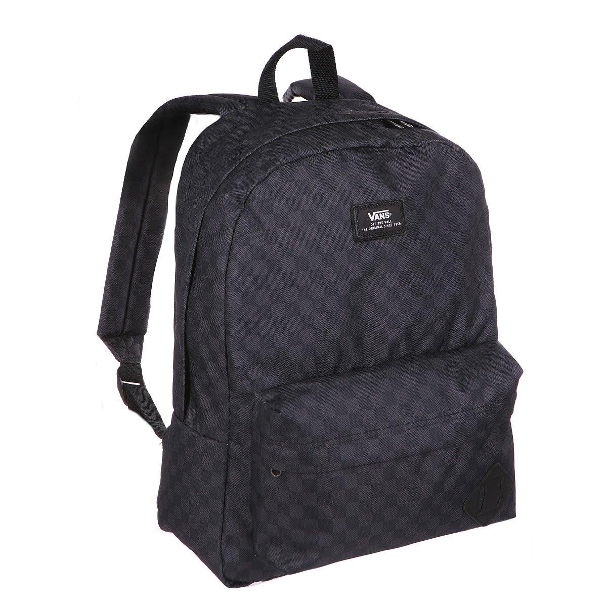 c32398de8739 Купить рюкзак городской Vans Old Skool Ii Backpack Black/Charcoal в ...