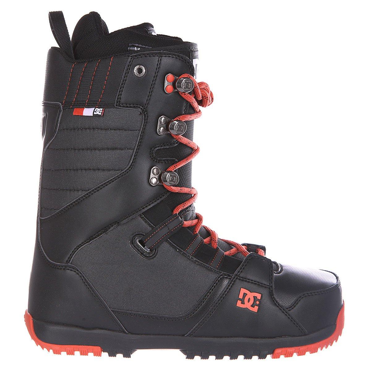 Купить ботинки для сноуборда DC Mutiny Black (ADYO200020-BL0) в ... 87e3cf05a9b
