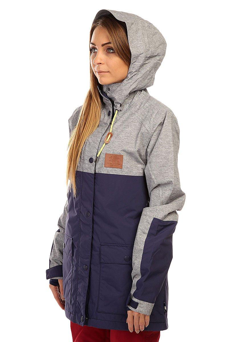 Купить куртку женскую DC Shoes Cruiser Jkt Patriot Blue (EDJTJ03004 ... 59187aa252d