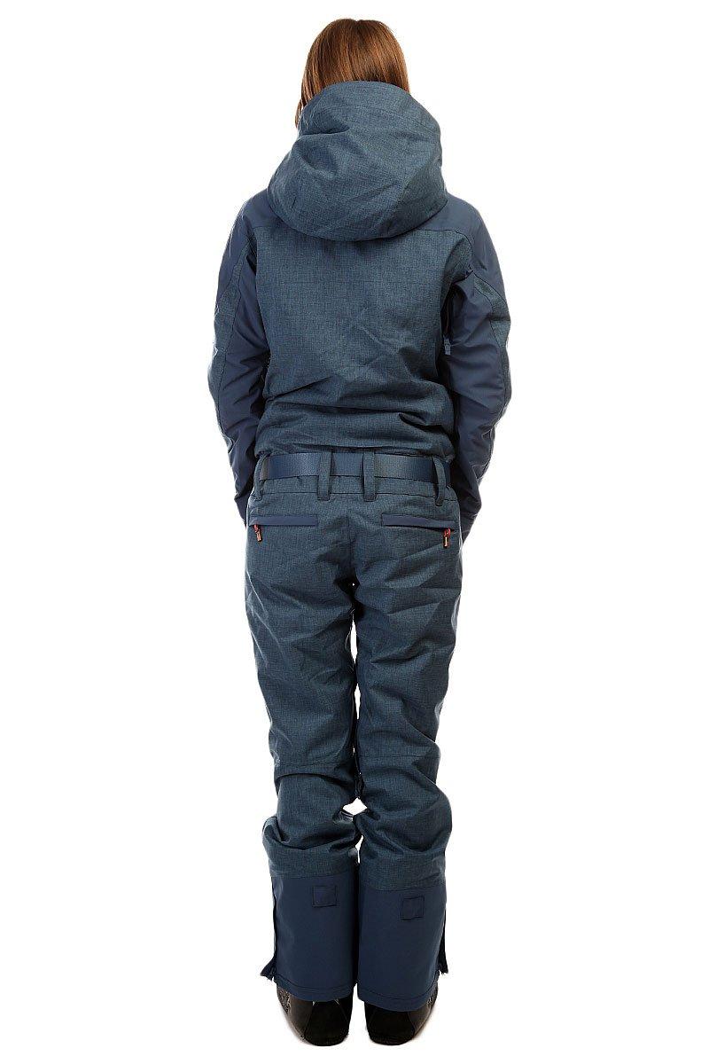 72dd86096694 ... Комбинезон сноубордический женский Roxy Impression Suit Ensign Blue ...