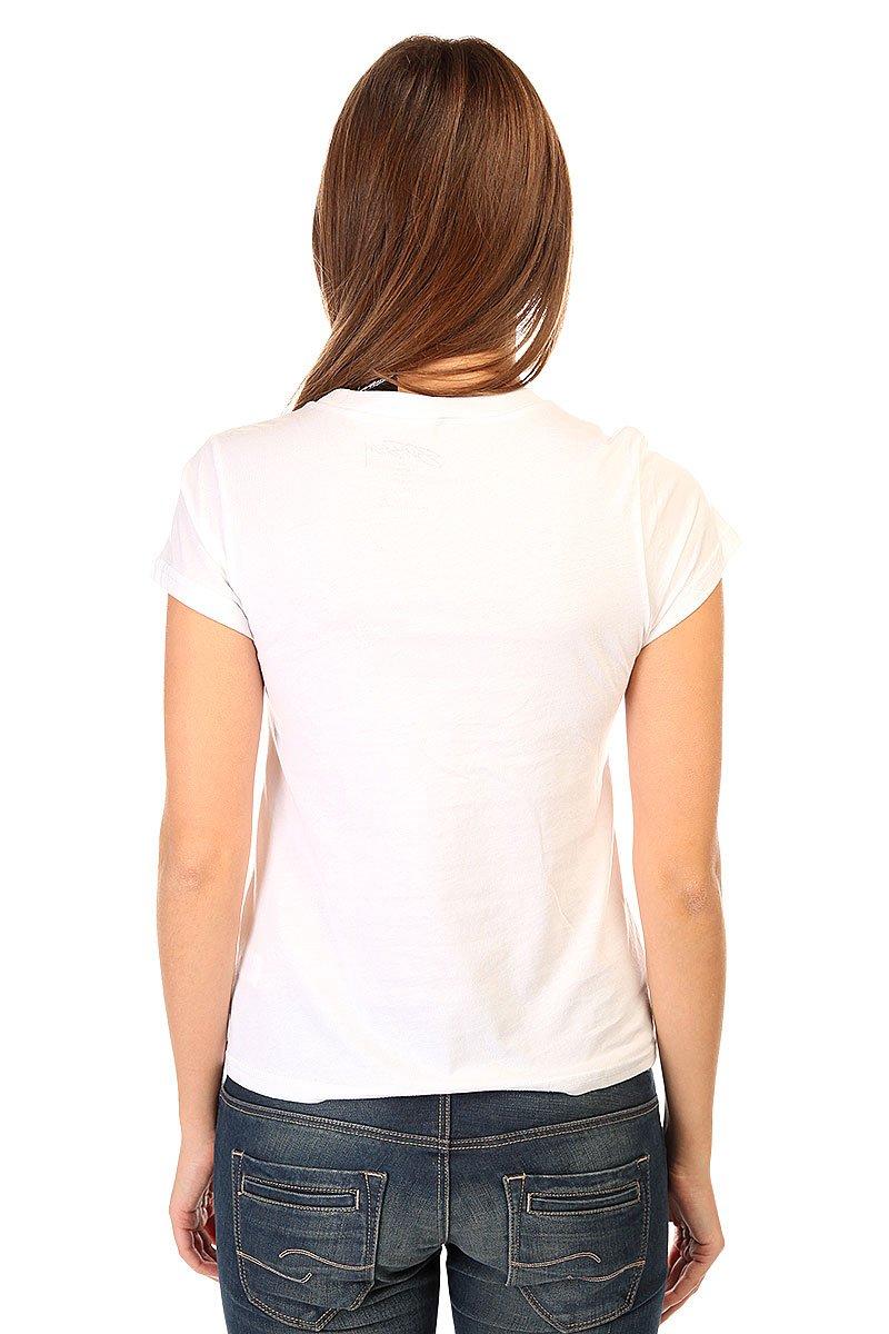 daf492d4e15 Купить футболку женскую Stussy Wt Fade Baby Tee White в интернет ...