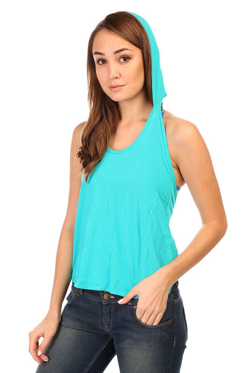 Майка женская CajuBrasil Sprinter T-Shirt Blue