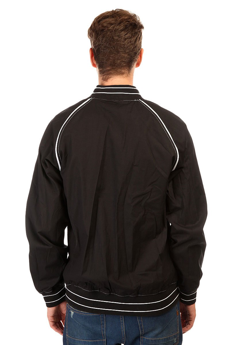 Бомбер Etnies Stay Classy Jacket Black