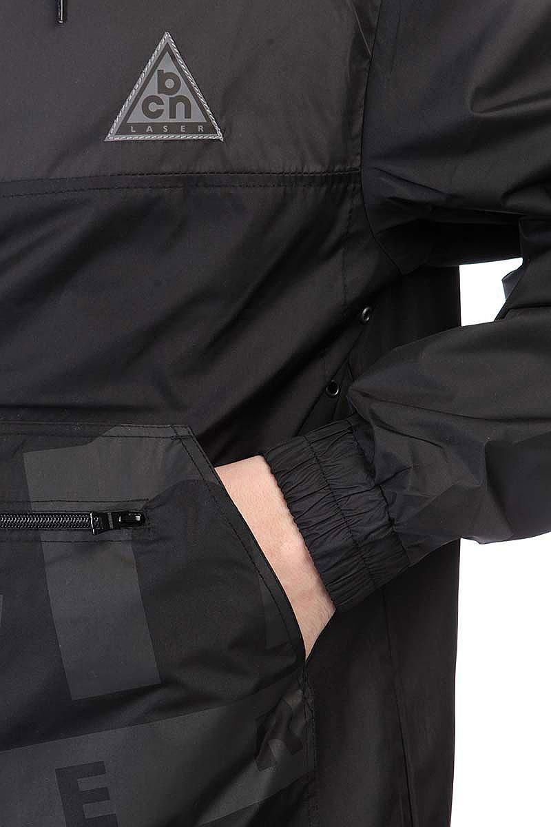 ae57e00cd963 Купить анорак Anteater Anorak Laser Black в интернет-магазине ...