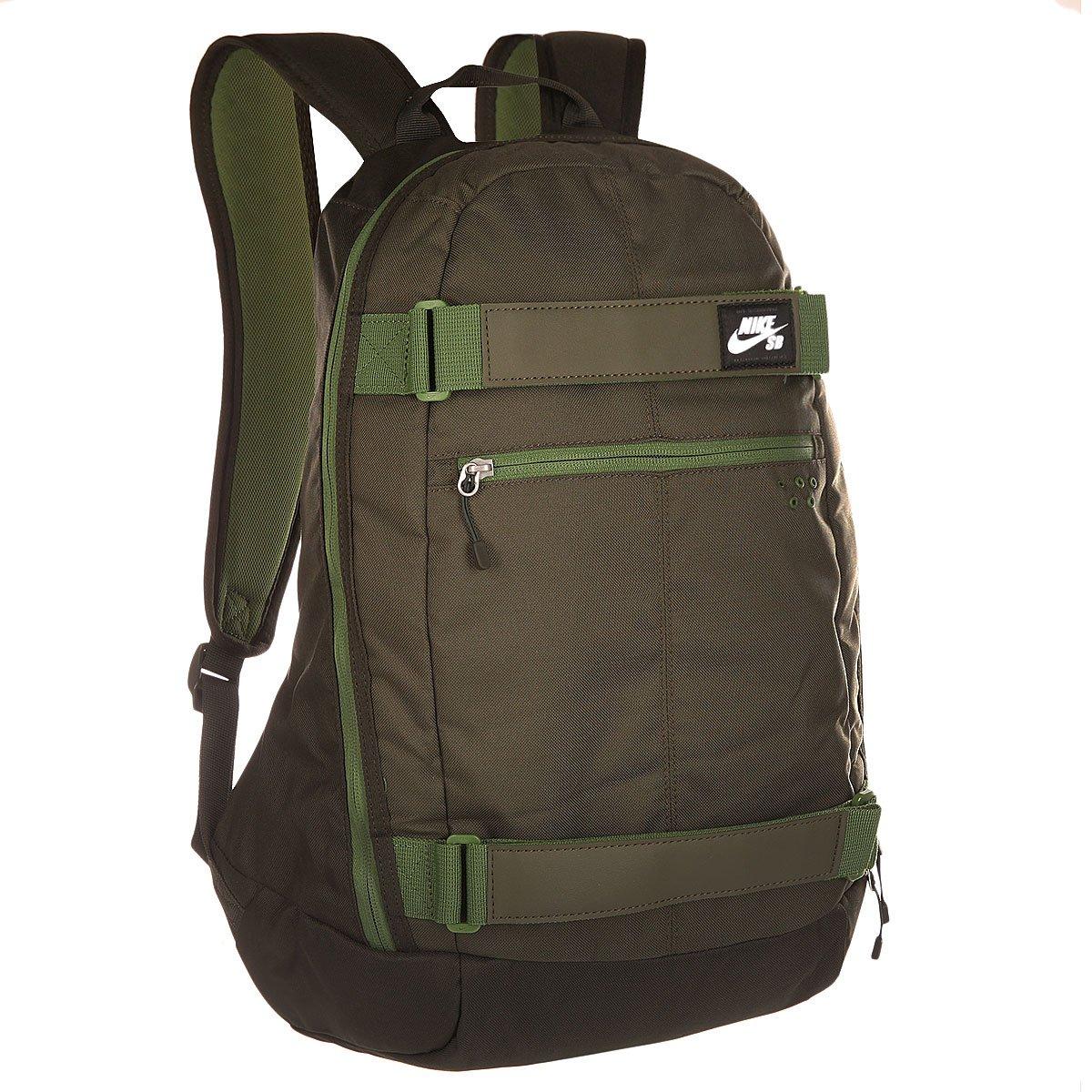 Купить рюкзак спортивный Nike SB Embarca Medium Olive Black (BA4686 ... 646f6e0498798