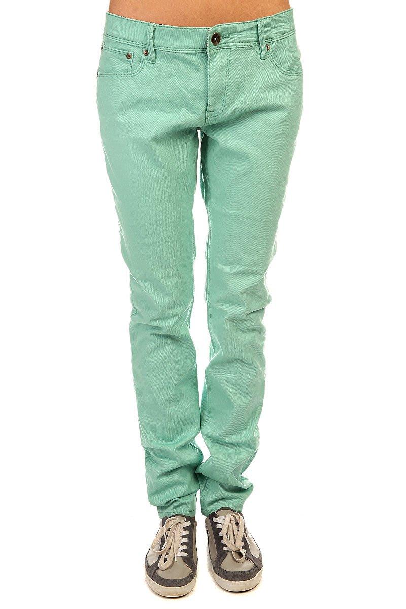 da7a32b5e05 Купить джинсы узкие женские Roxy Suntrippers Col J Pant Creme De Menthe  (ERJDP03062-GJF0) в интернет-магазине Proskater.by