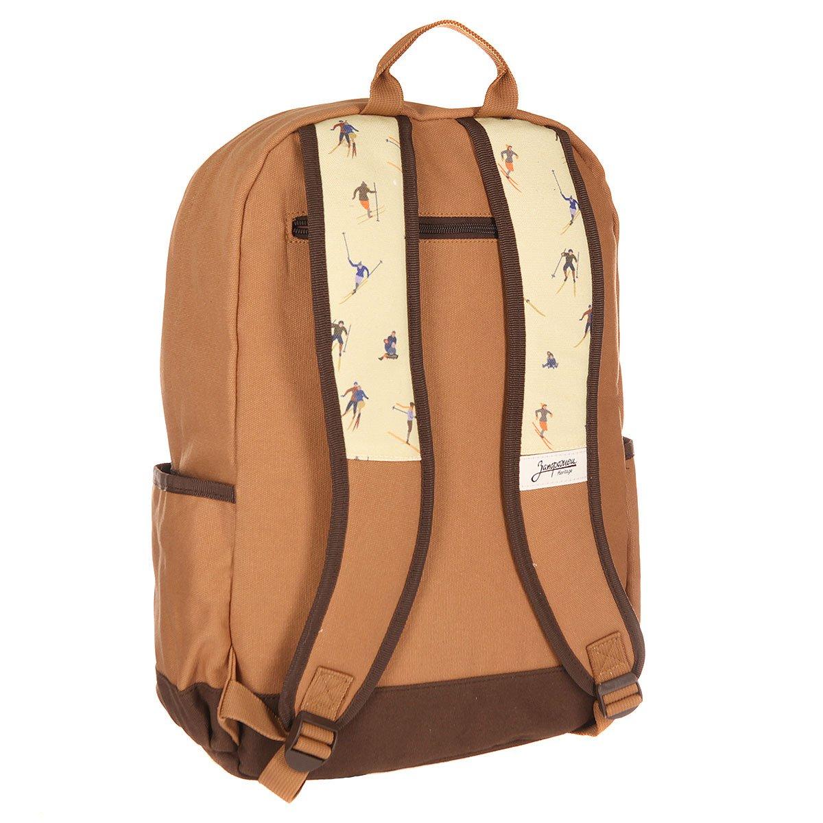 43e685f766a9 Купить рюкзак городской запорожец горки бежевый в интернет-магазине ...