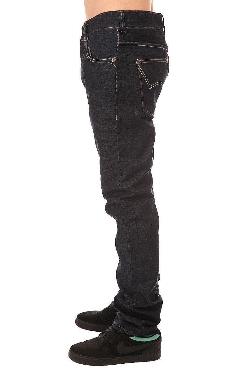 Джинсы узкие Dickies Slim Skinny Work Pant Black
