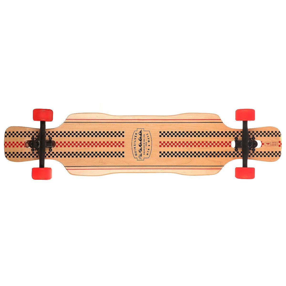 Лонгборд Quiksilver New Drift Multicolour 9.25 x 40 (101.6 см)