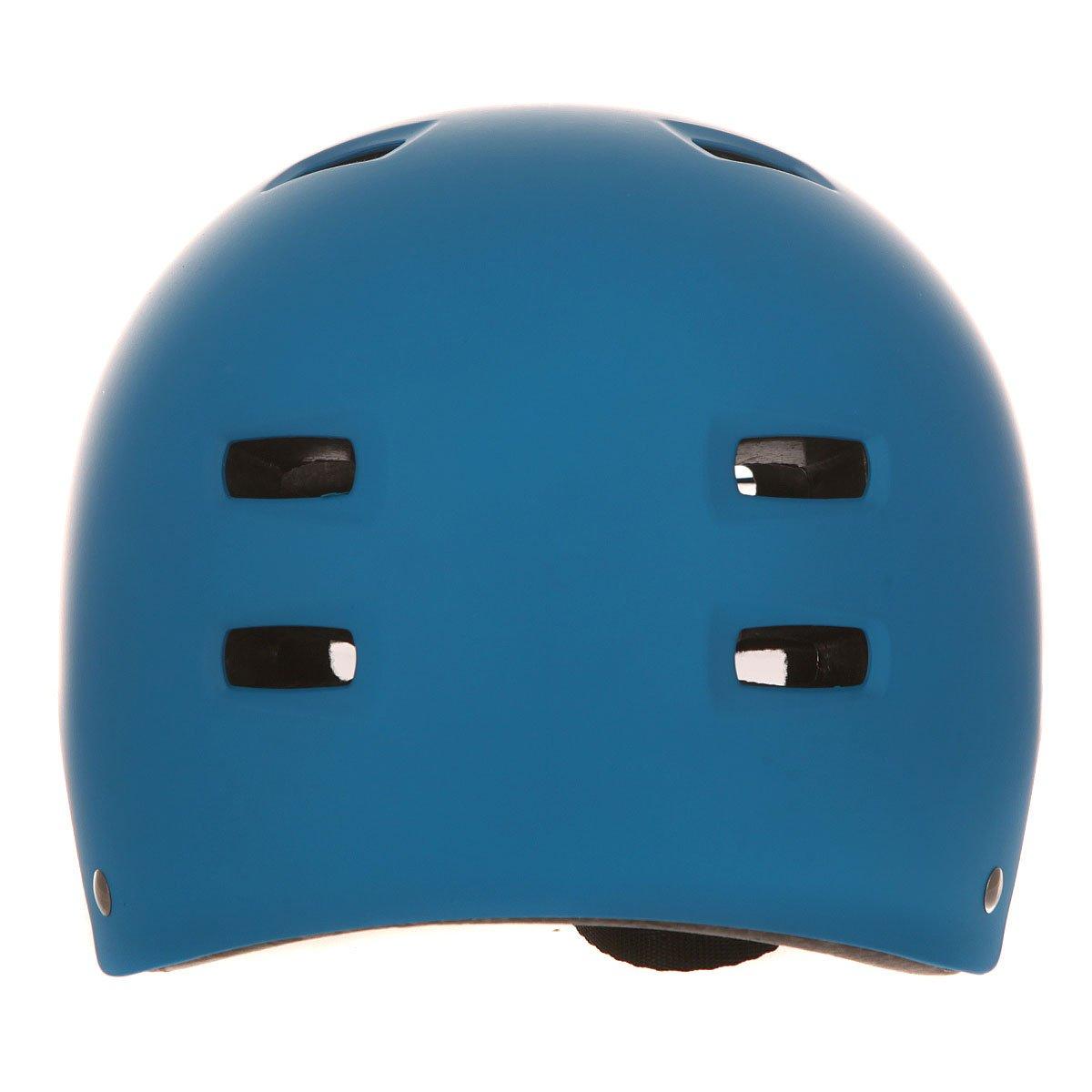 Шлем для скейтборда Bullet Deluxe Helmet Matte Blue