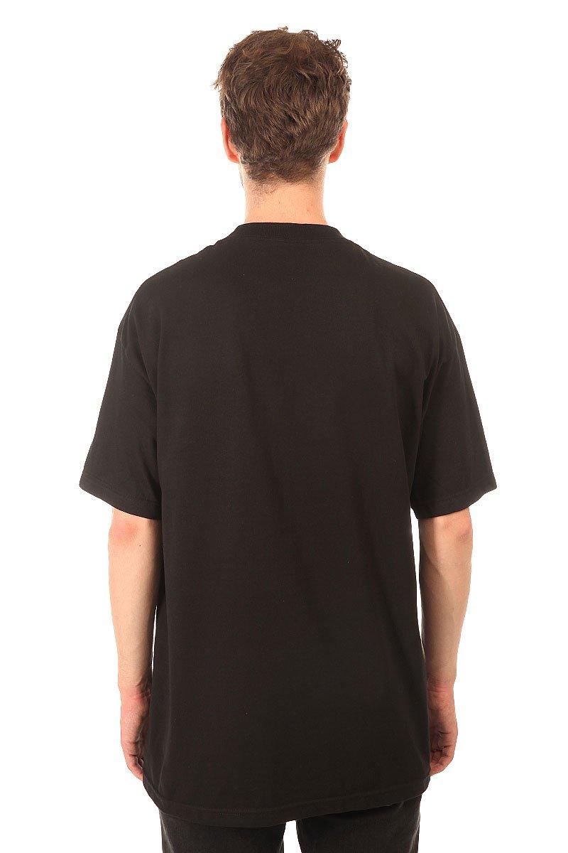 Футболка Cliche Swanski Standard Black
