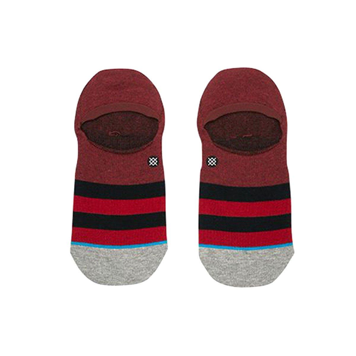Носки низкие Stance Side Step Sadelow Real Red