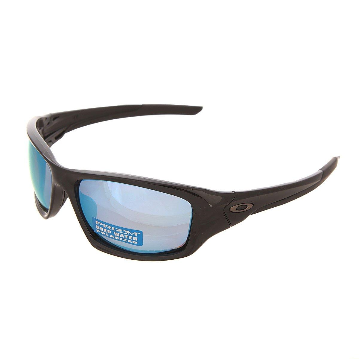 Купить очки Oakley Valve Polished Black Prizm Deep Water Polarized в ... f24c93476b6