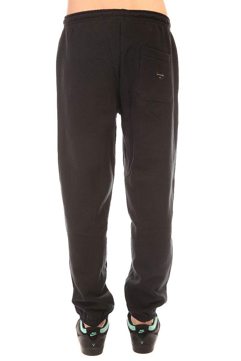 0f1fa0e8d51d Купить штаны спортивные Quiksilver Trackpantscreen Real Black ...