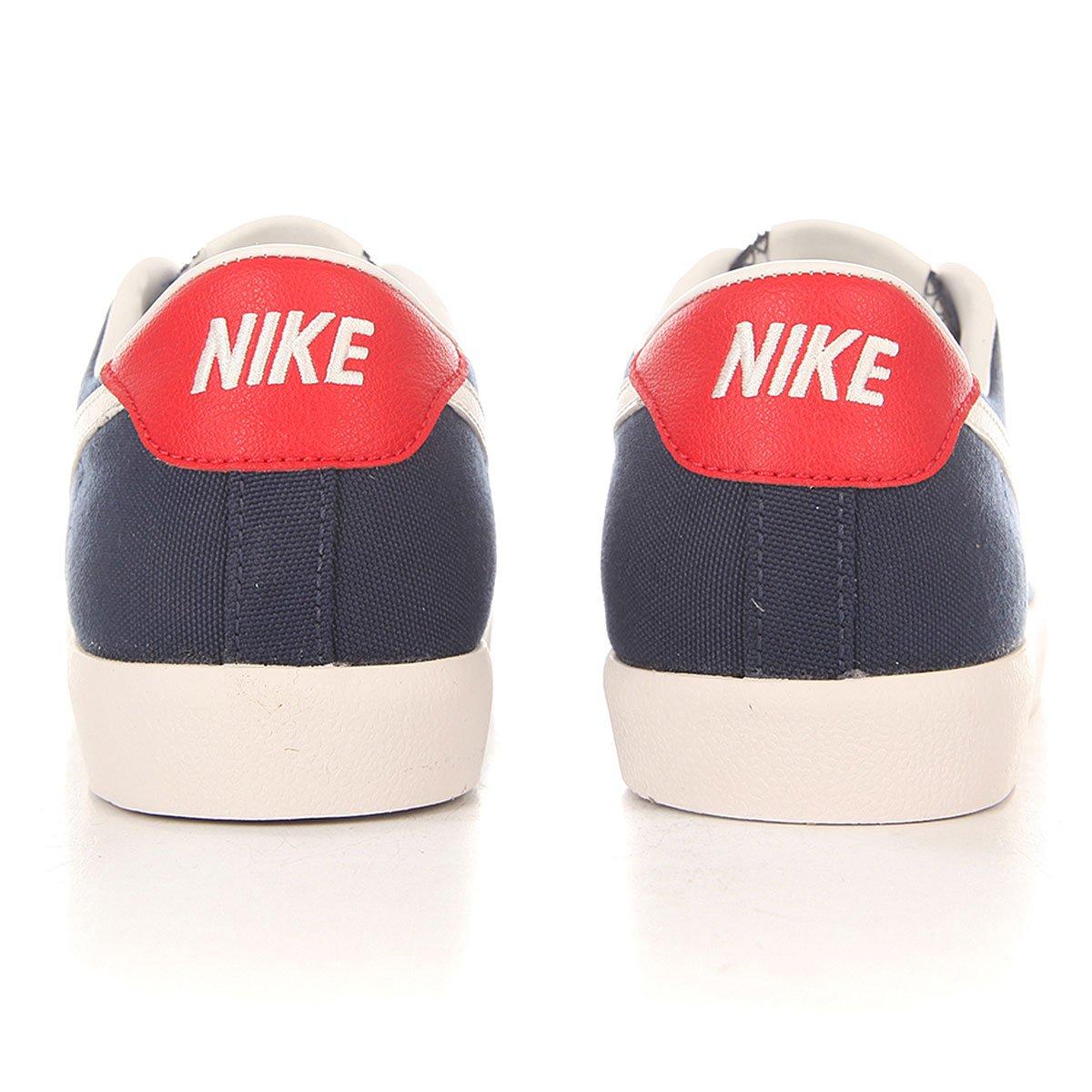 size 40 909b4 d4b40 ... Кеды низкие Nike Zoom All Court Ck Midnight Navy Smmt White ...