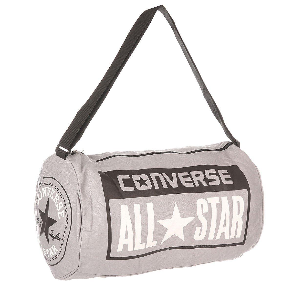 6058601a8d02 Купить сумку спортивная Converse Legacy Duffel Grey в интернет ...