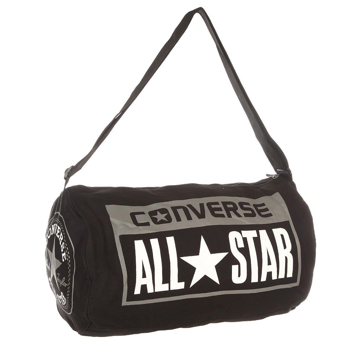 23ee2e0180b1 Купить сумку спортивная Converse Legacy Duffel Black в интернет ...