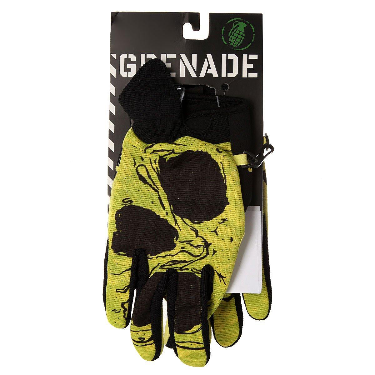 Перчатки сноубордические Grenade Skull Slime