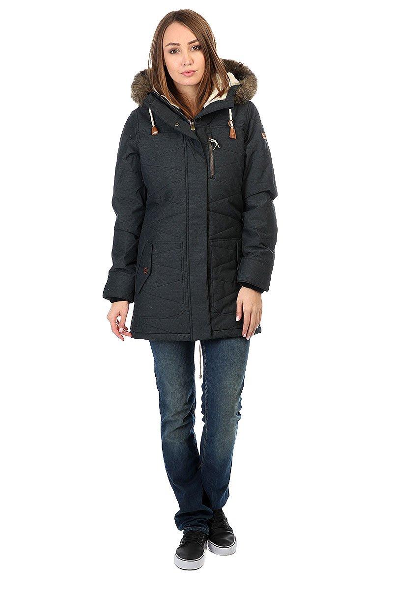 b14e9b89718b Купить куртку парка женскую Roxy Tara True Black (ERJJK03122-KVJ0) в ...