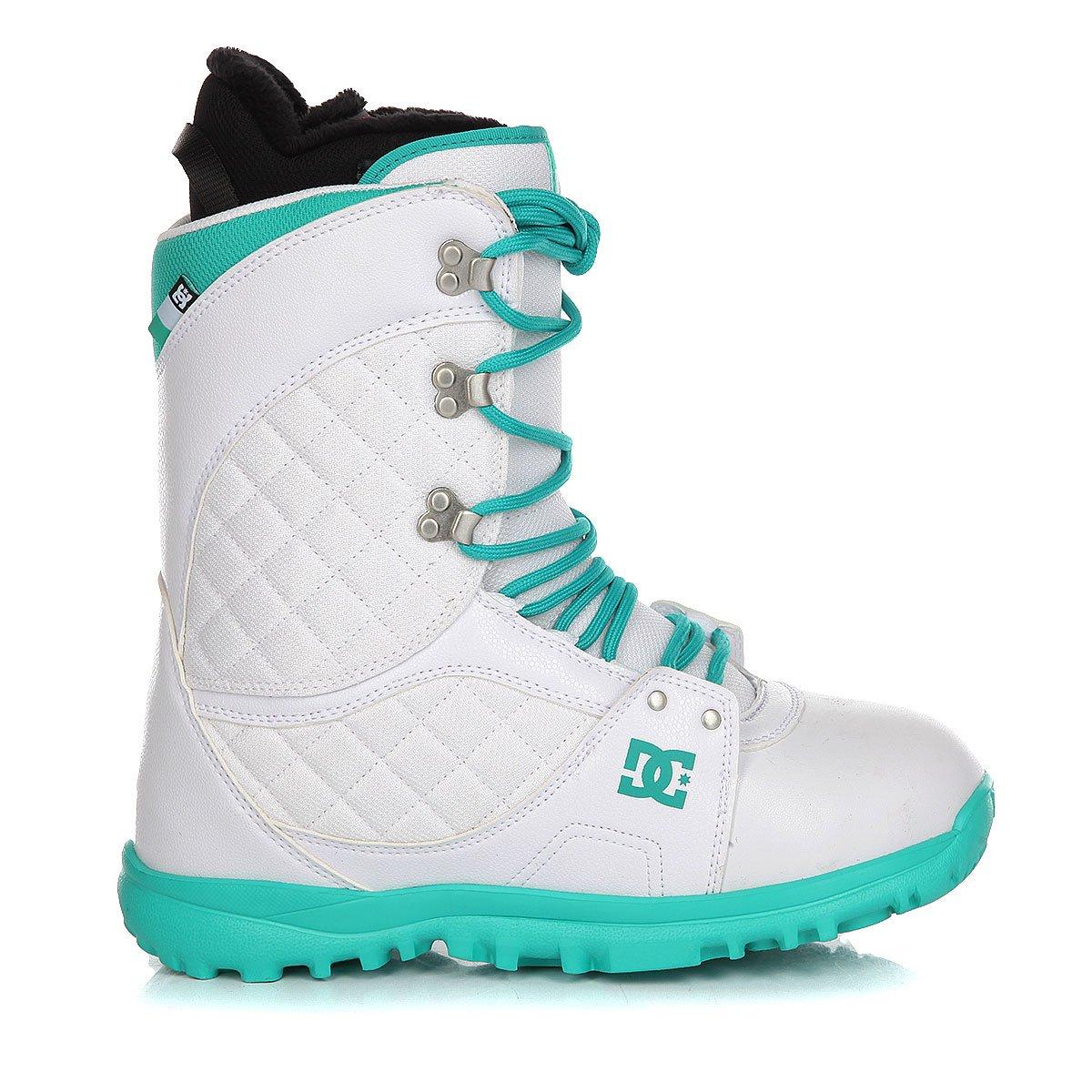090c008b43c7 Купить ботинки для сноуборда женские DC Karma White (ADJO200010-103 ...
