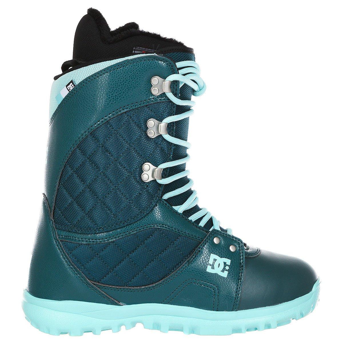 eeb869900353 Купить ботинки для сноуборда женские DC Karma Deep Teal (ADJO200010 ...