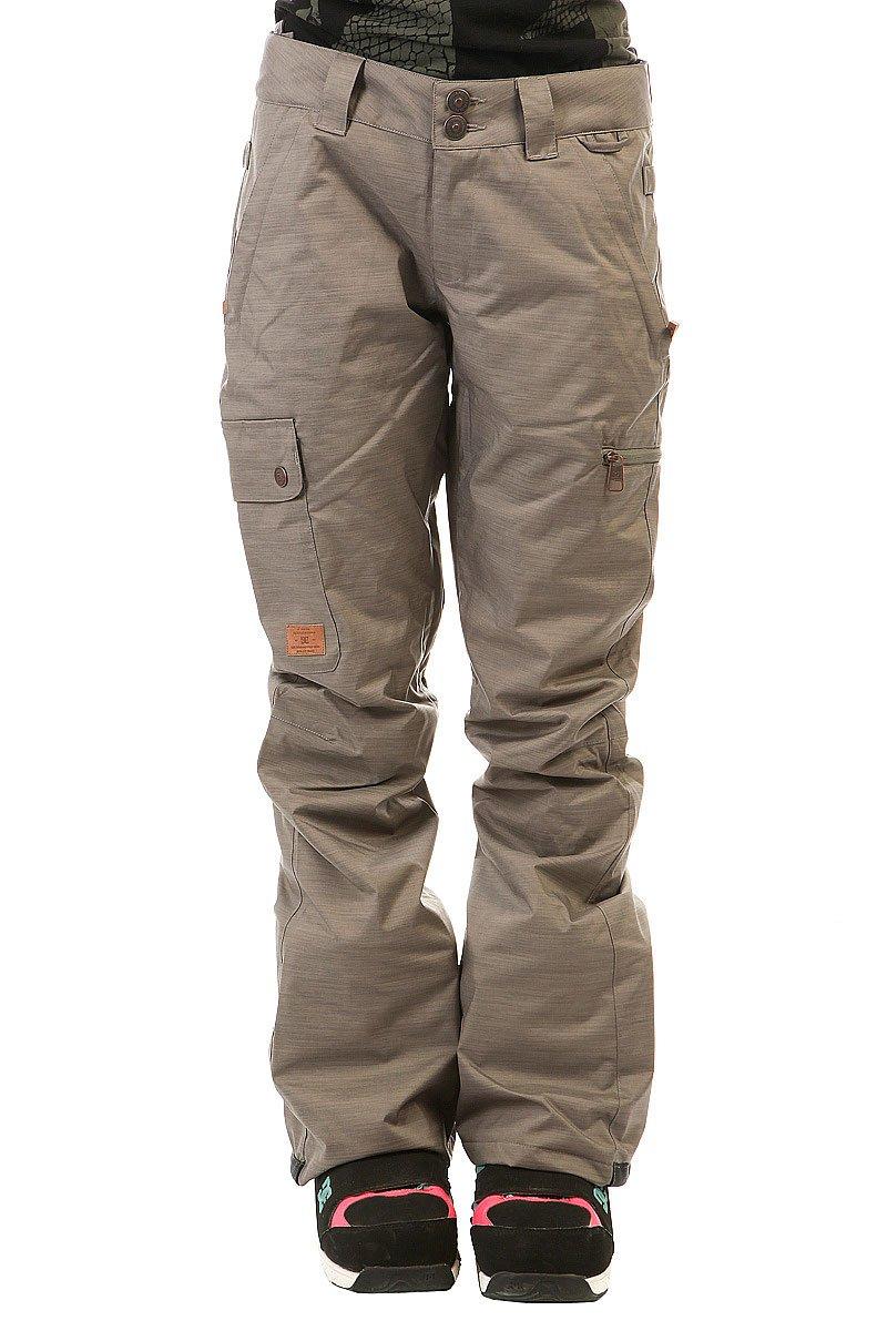 Купить штаны сноубордические женские DC Recruit Pnt Pewter ... 27c3d06fae1